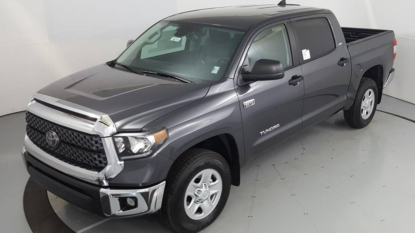 2021 Toyota Tundra Short Bed