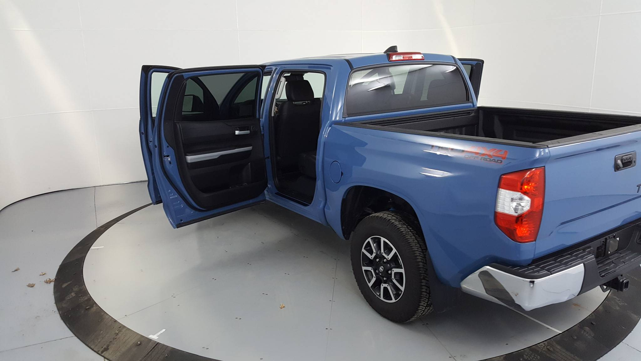 2020 Toyota Tundra Short Bed
