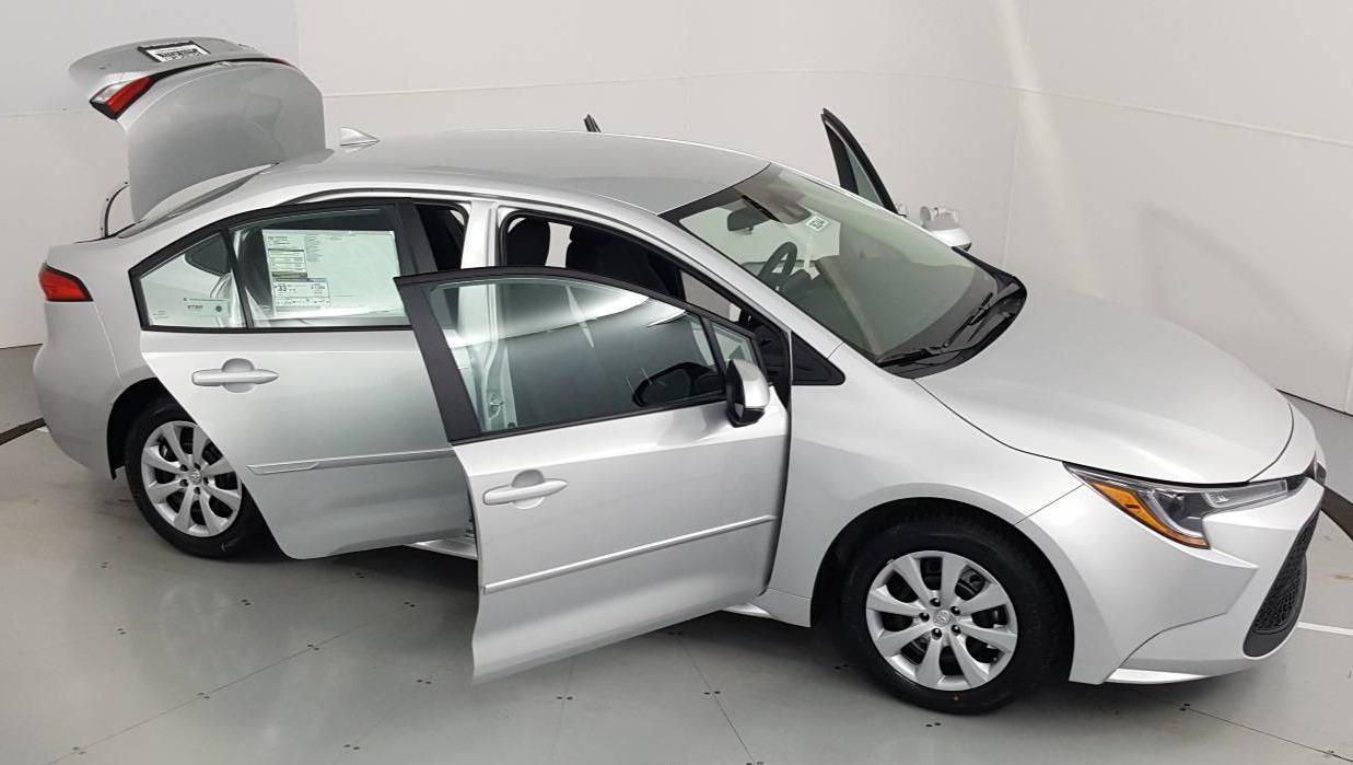 2021 Toyota Corolla 4D Sedan