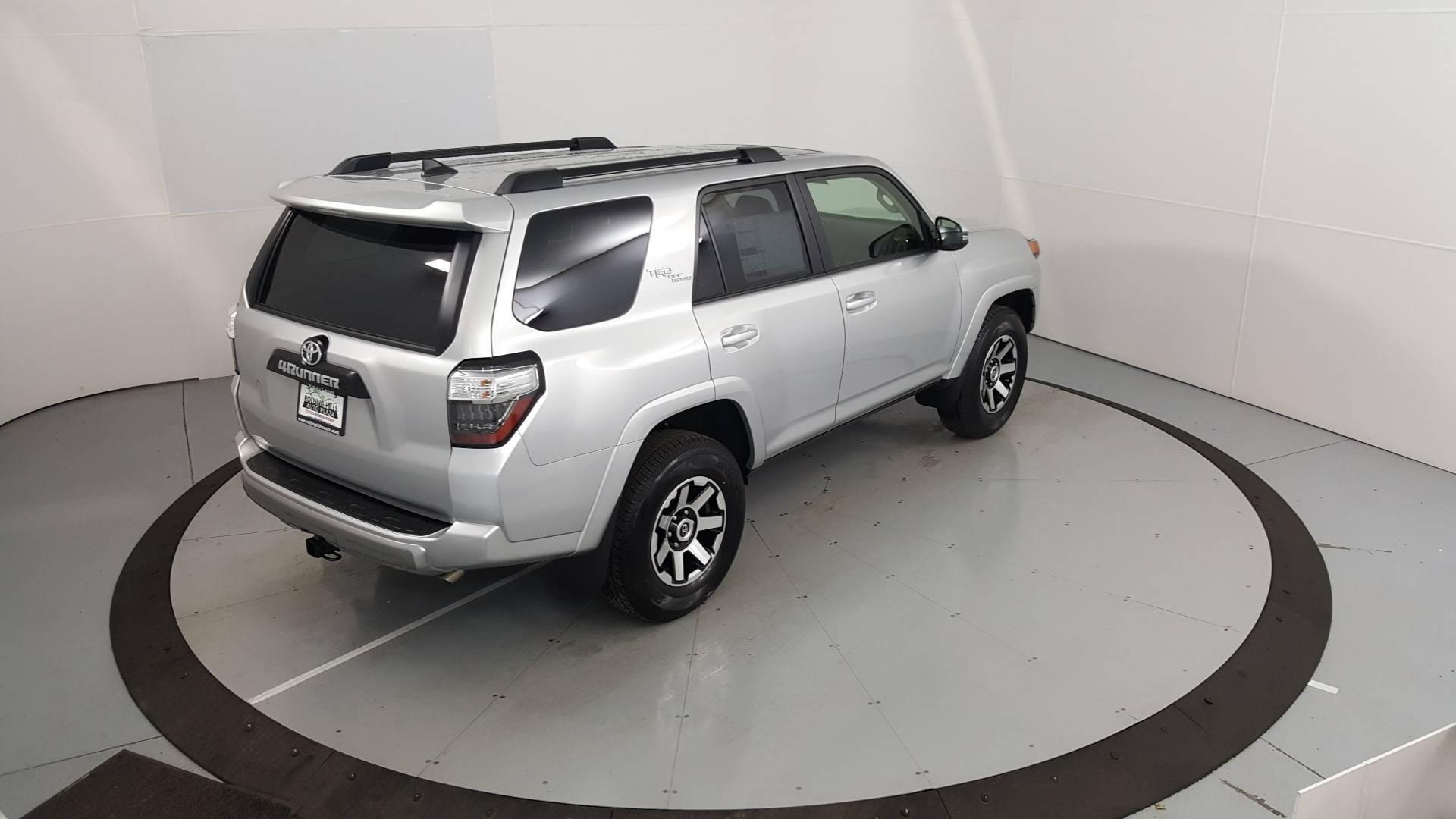 2021 Toyota 4runner Trd Off Road Premium Stock 36306 Rolling Hills Auto Plaza