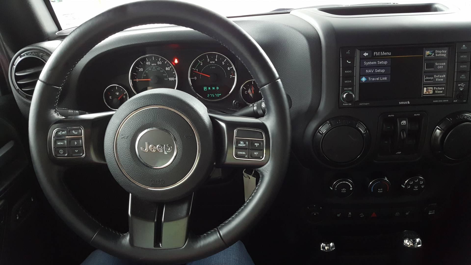 2017 Jeep Wrangler Sport Utility