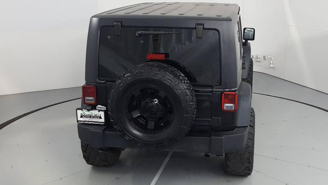 2014 Jeep Wrangler Sport Utility