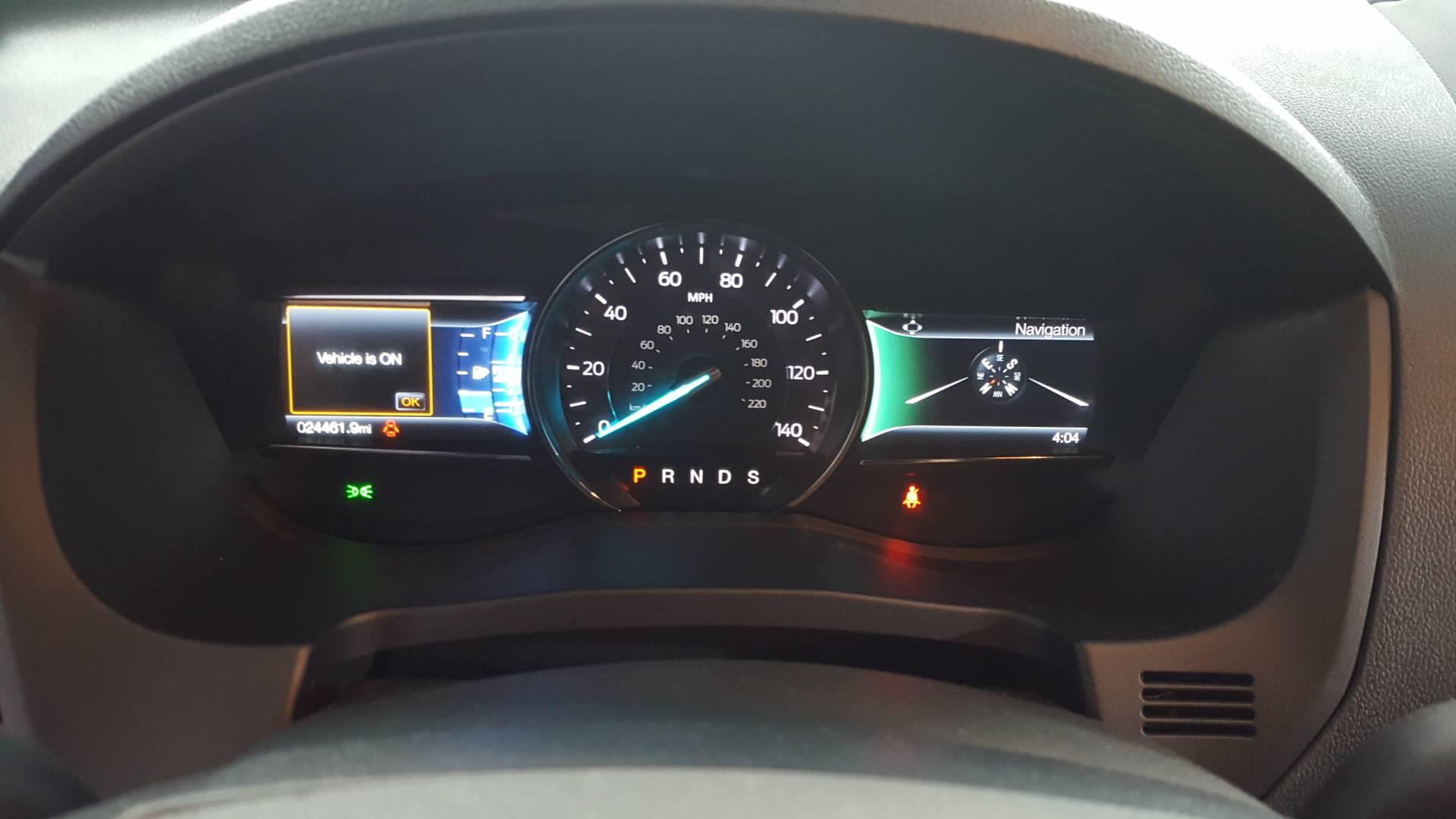 2018 Ford Explorer Sport Utility