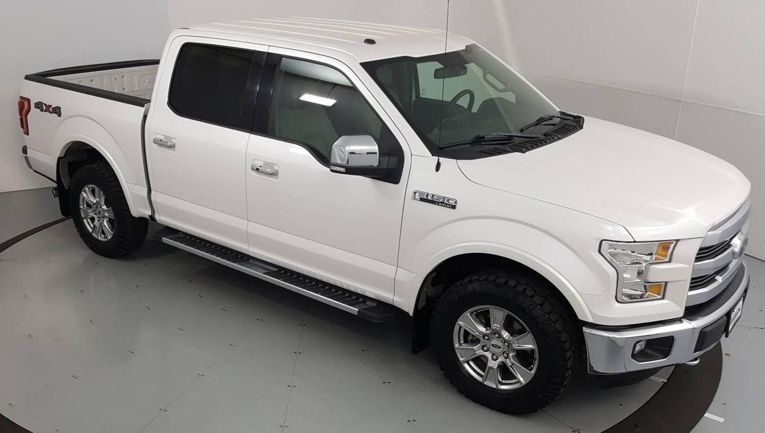 2016 Ford F-150 Short Bed