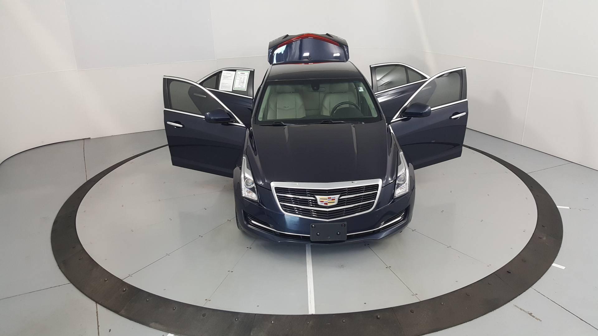2015 Cadillac ATS 4dr Car