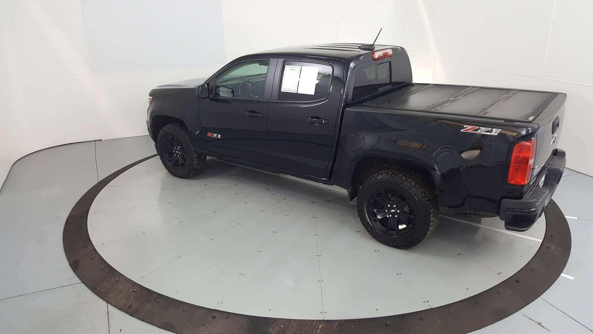 2017 Chevrolet Colorado Short Bed