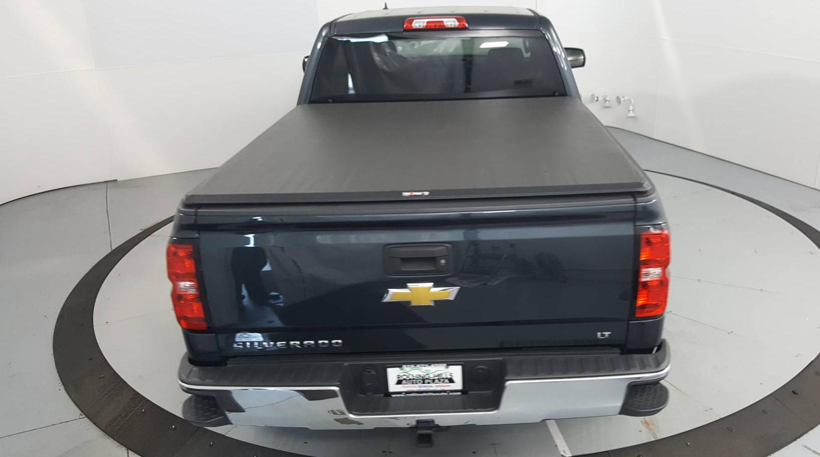 2018 Chevrolet Silverado 1500 Standard Bed