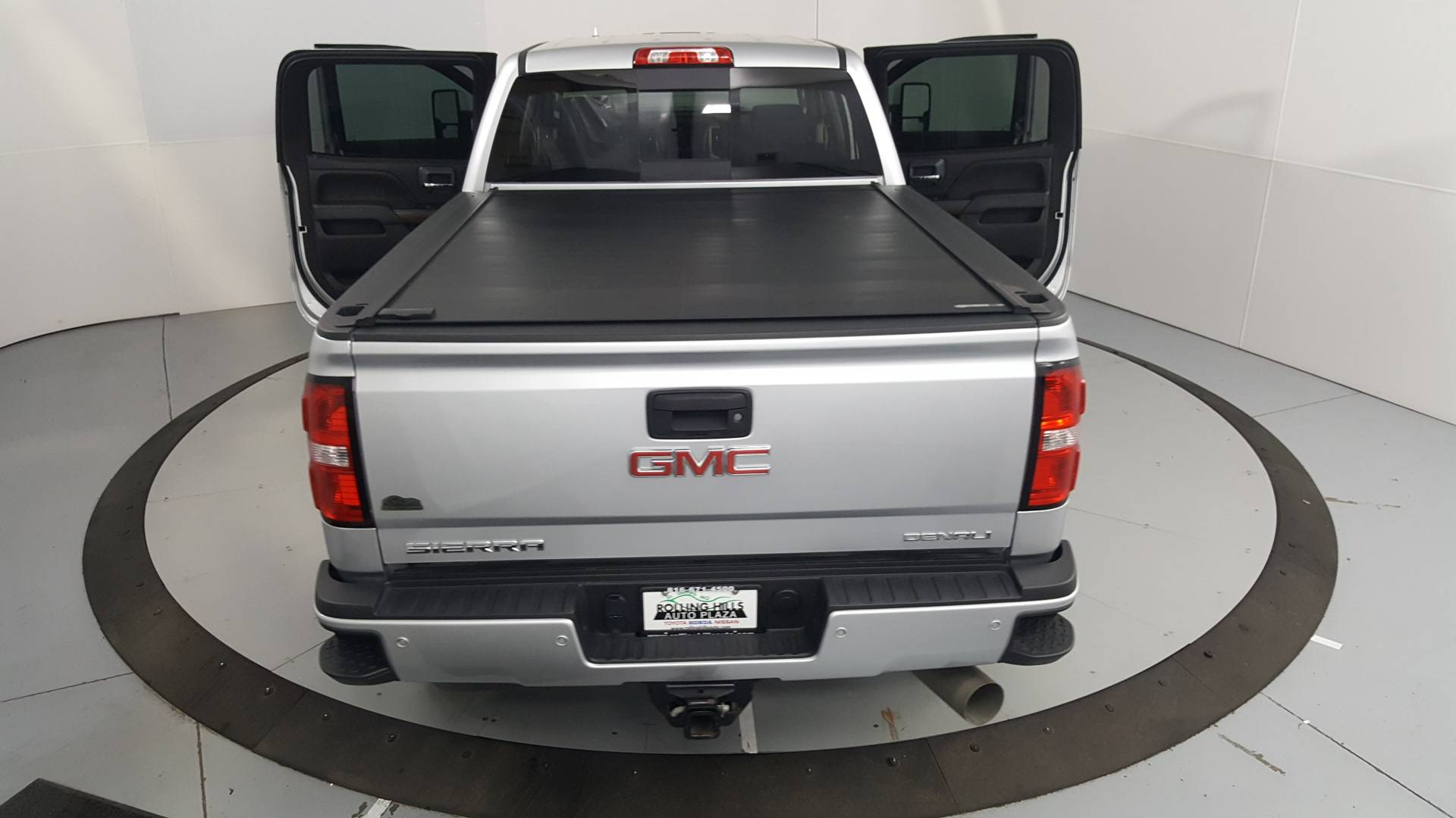 2018 GMC Sierra 2500HD Standard Bed