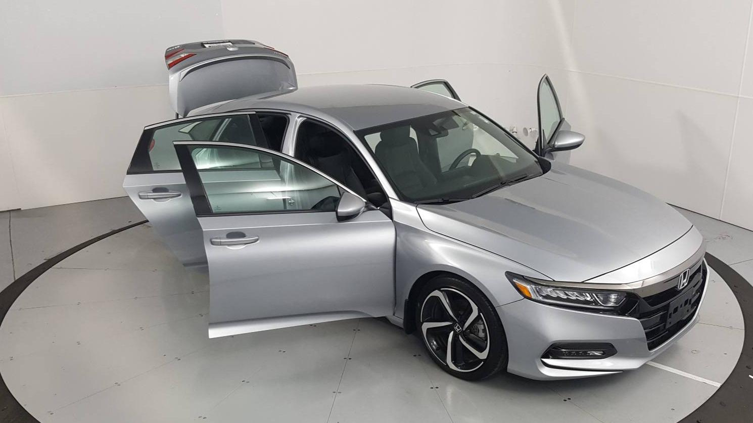 2018 Honda Accord 4dr Car