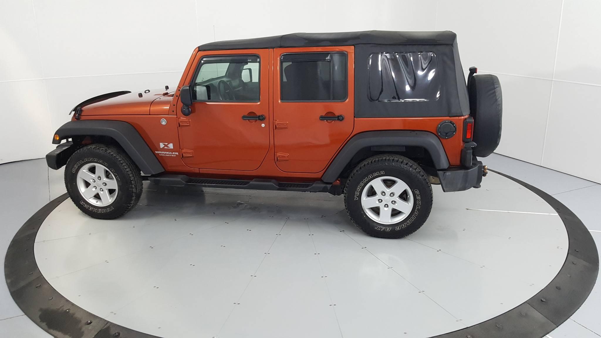 2009 Jeep Wrangler Sport Utility