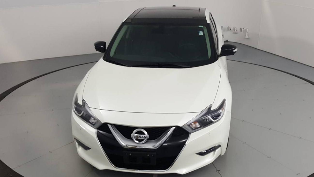 2017 Nissan Maxima 4dr Car