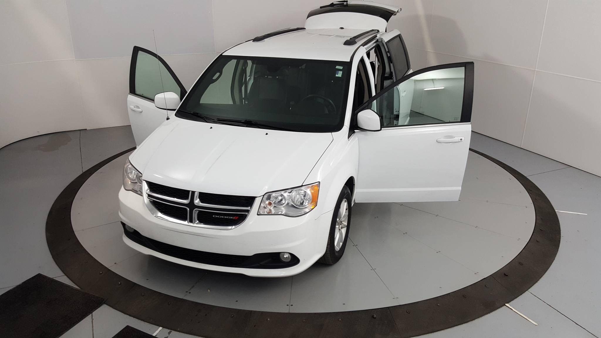 2019 Dodge Grand Caravan Mini-van, Passenger