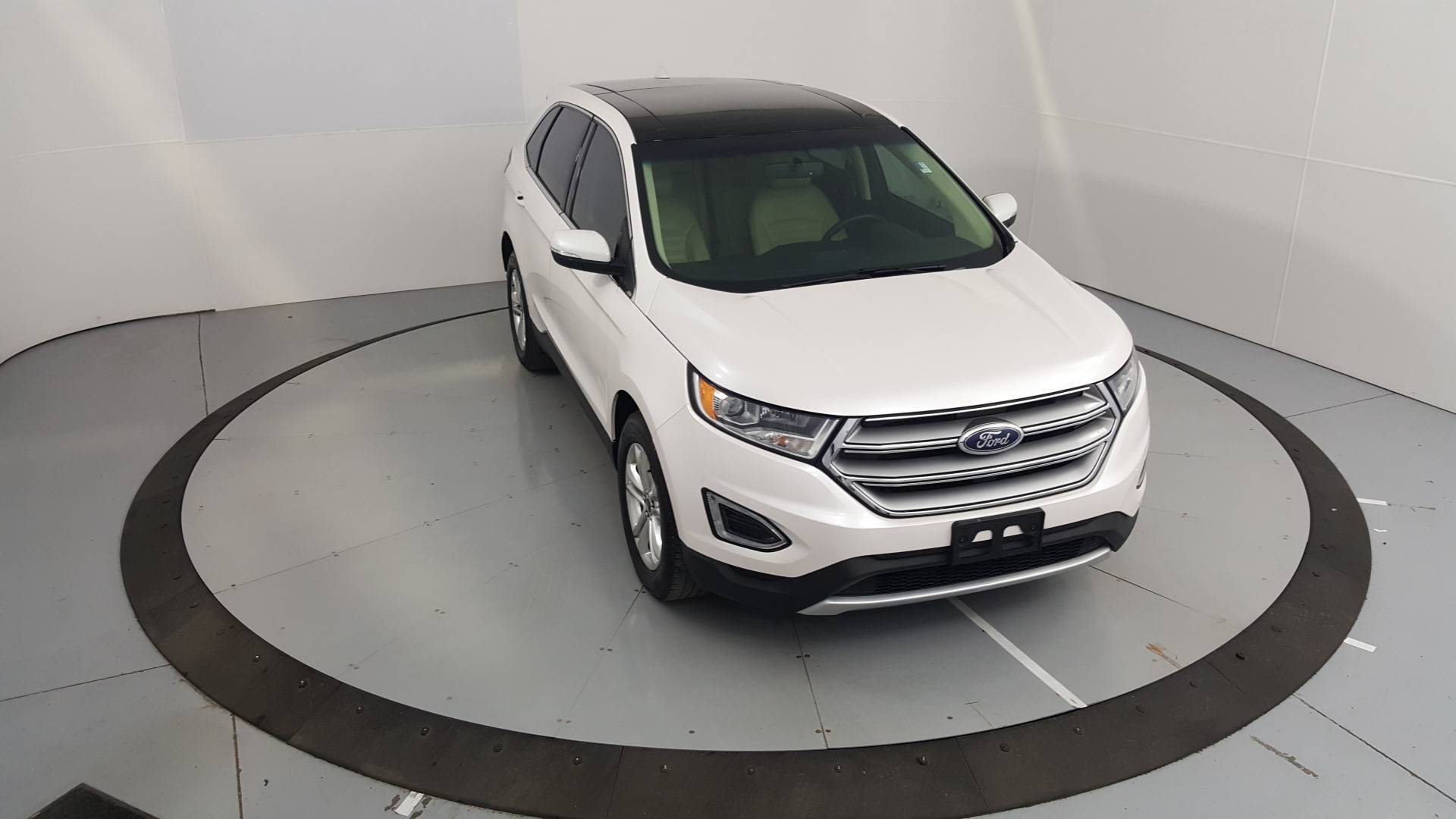 2017 Ford Edge Sport Utility