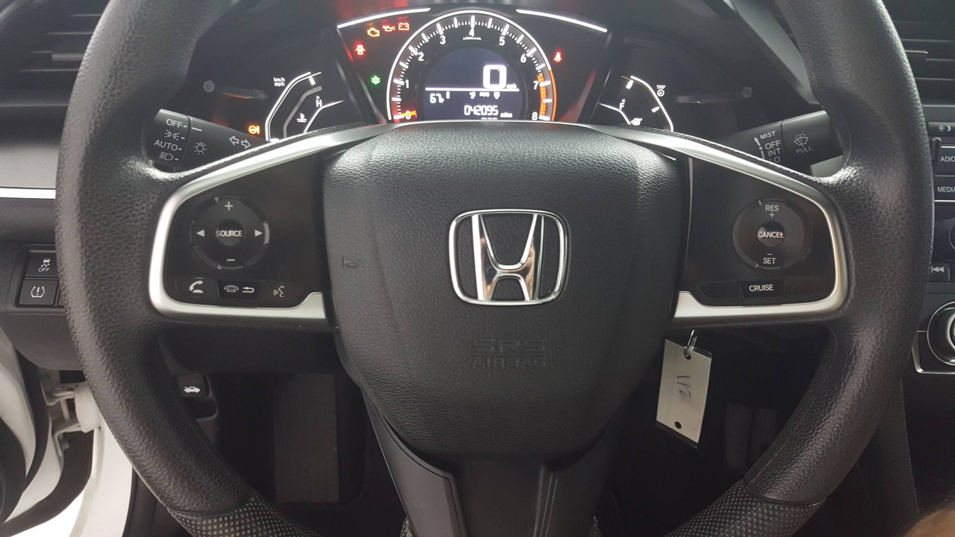2017 Honda Civic 2dr Car