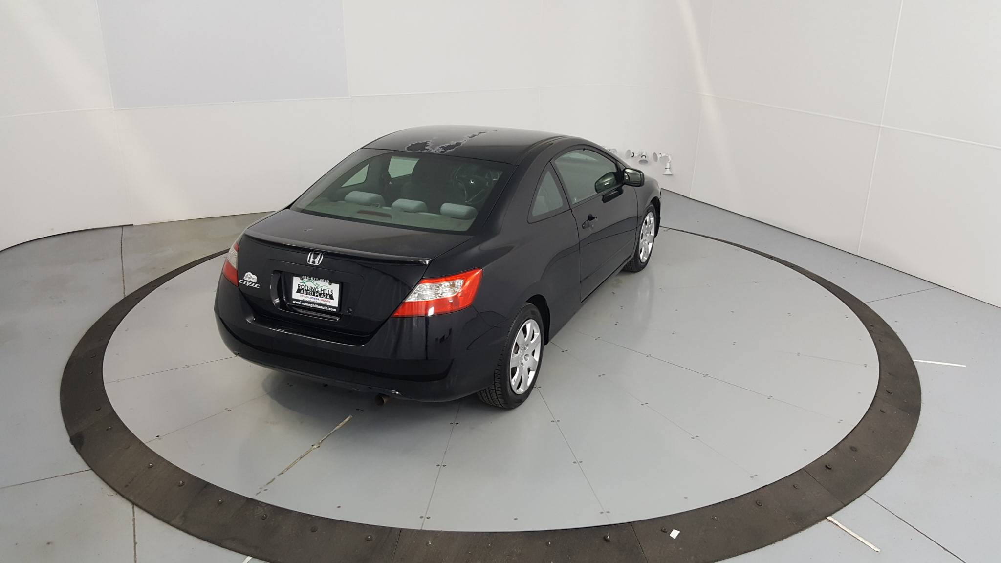 2010 Honda Civic 2dr Car