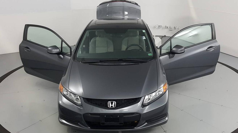 2012 Honda Civic 2dr Car