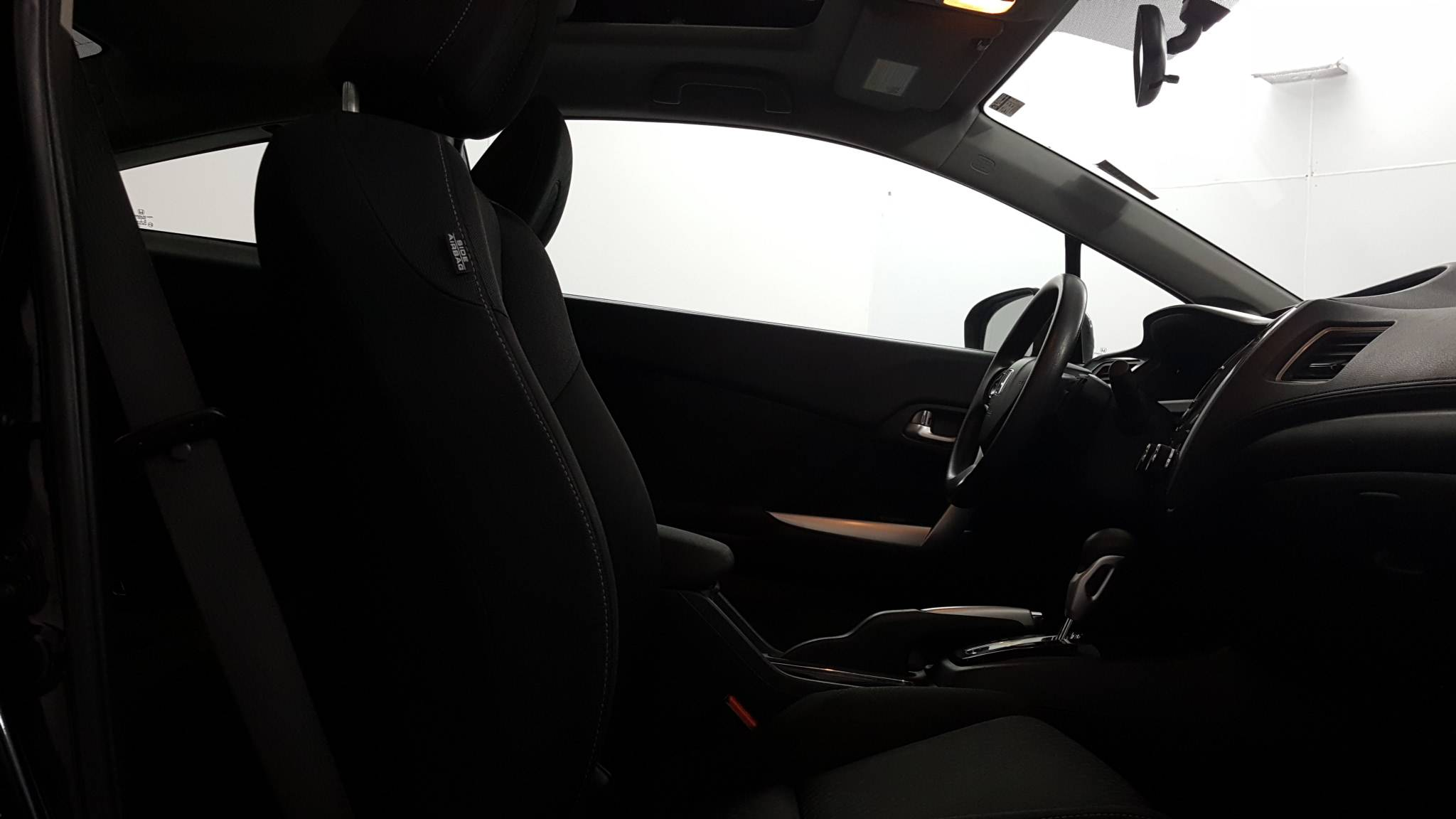 2015 Honda Civic 2dr Car