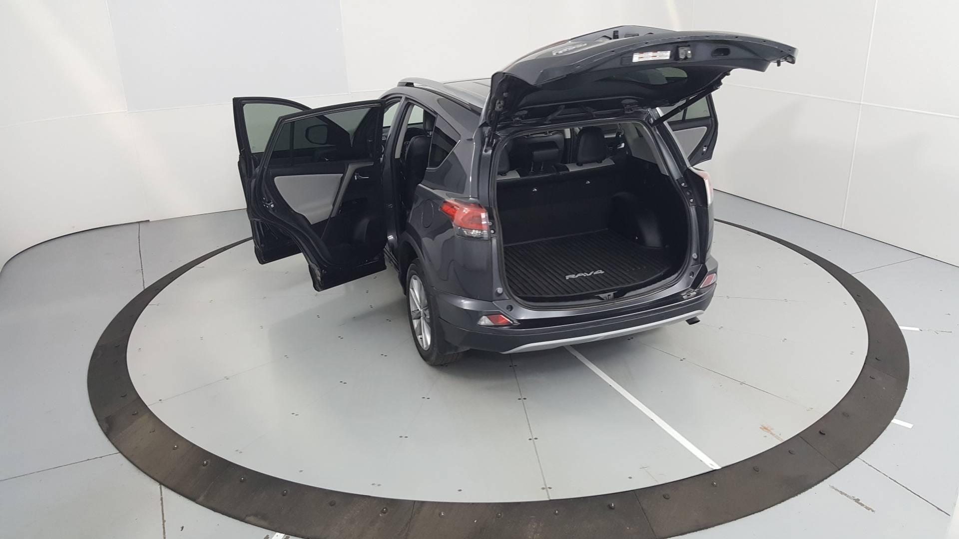 2017 Toyota RAV4 Sport Utility