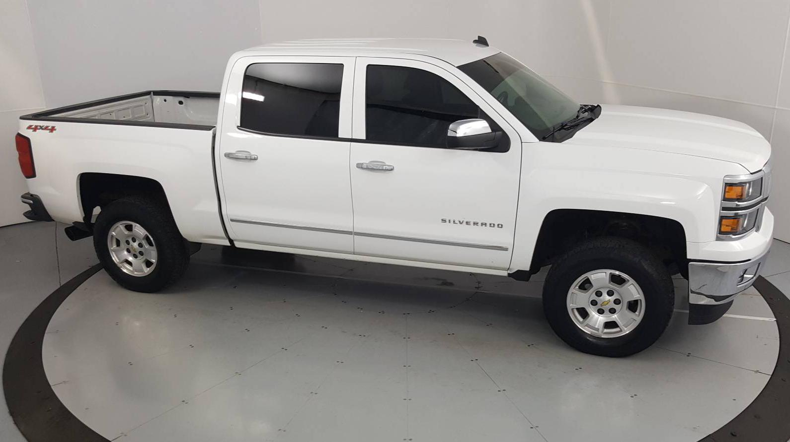2014 Chevrolet Silverado 1500 Short Bed