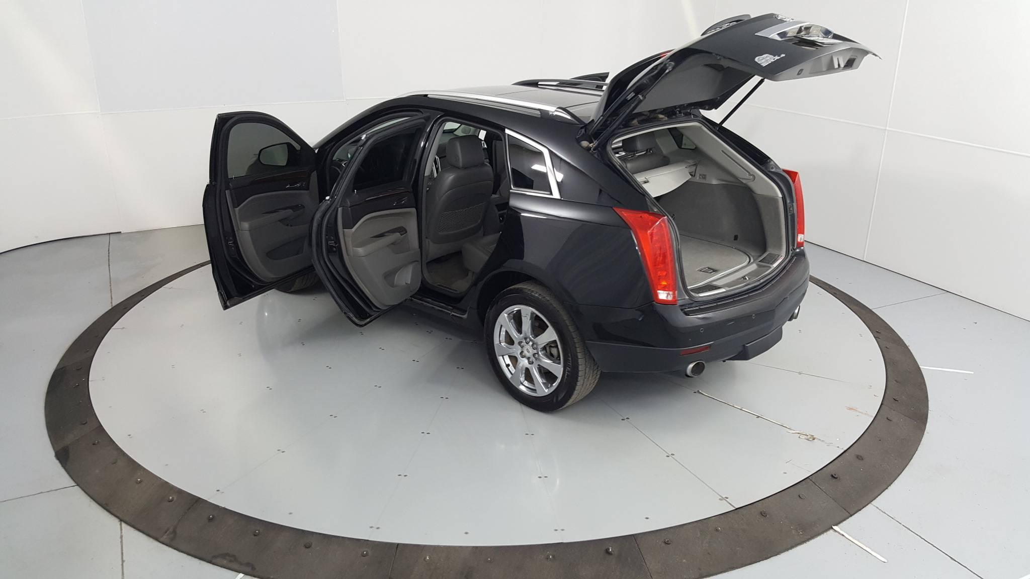 2012 Cadillac SRX Sport Utility