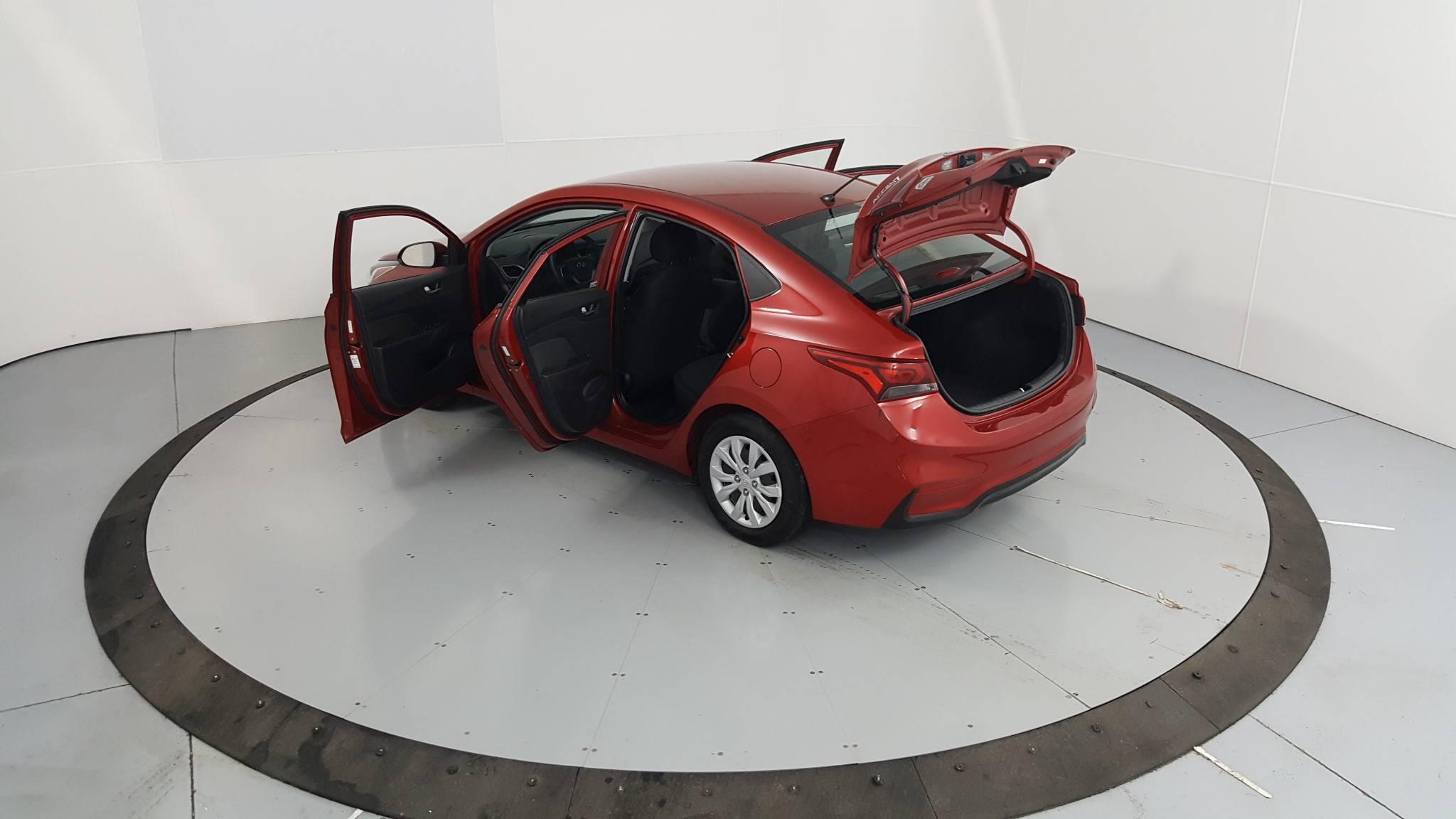 2019 Hyundai Accent 4dr Car