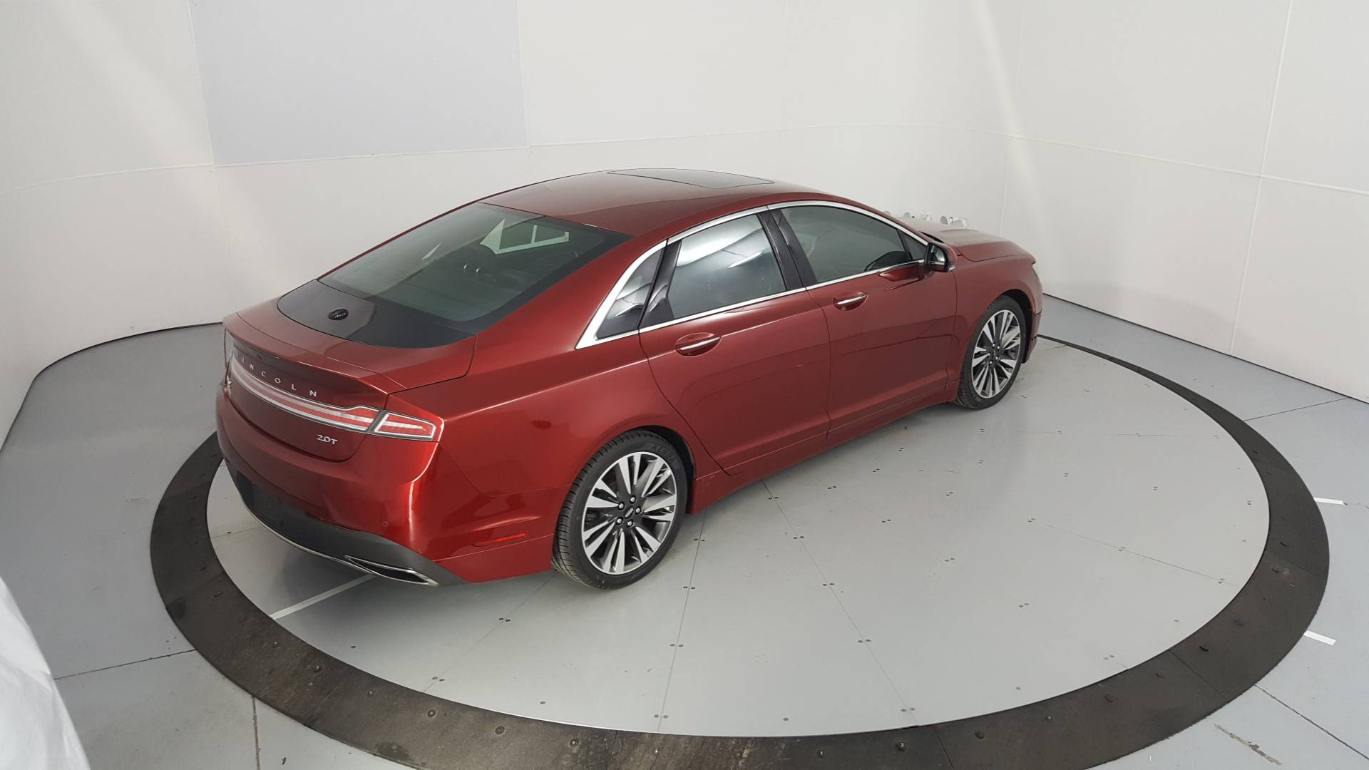2017 Lincoln MKZ 4dr Car
