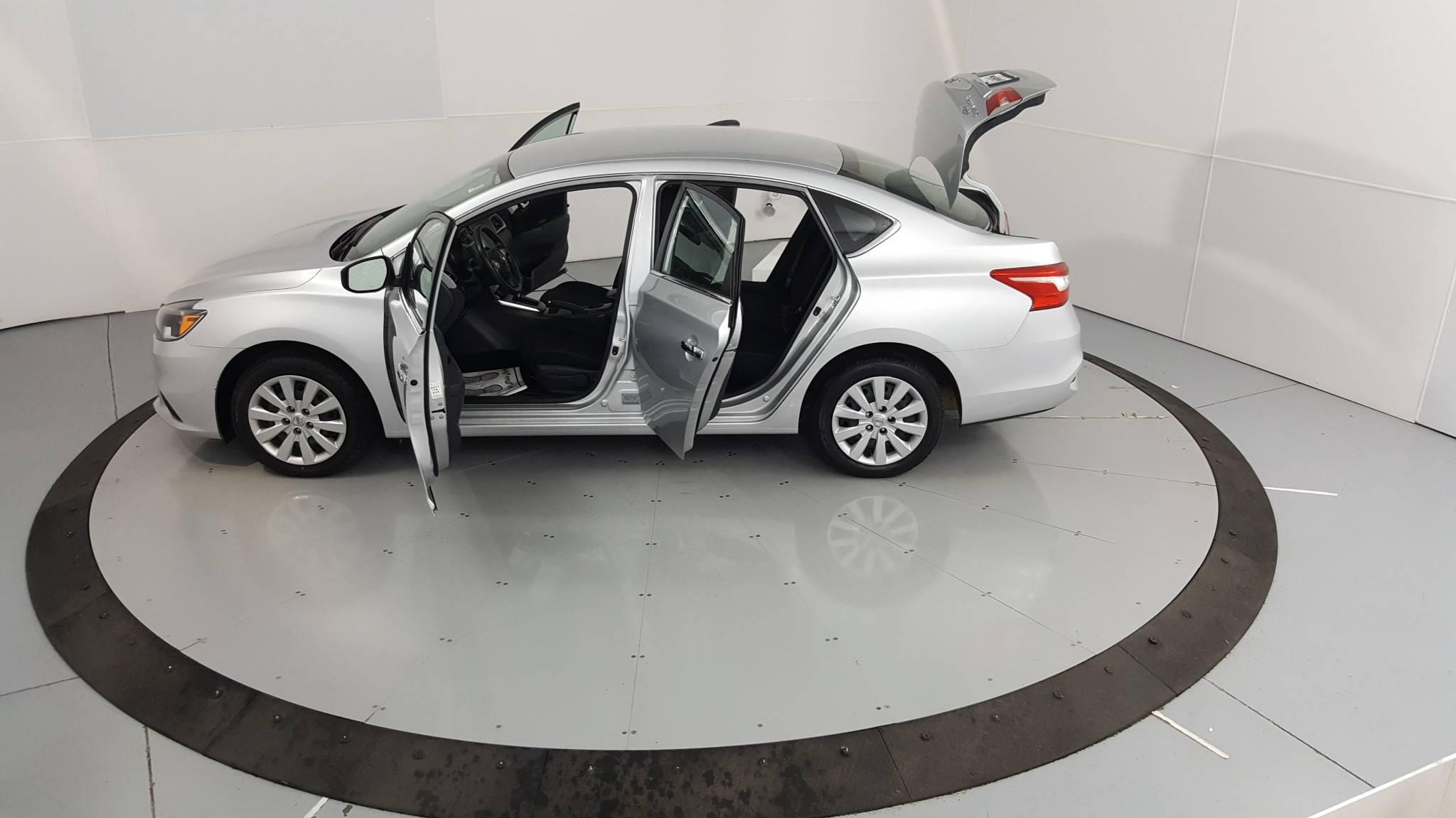 2018 Nissan Sentra 4dr Car