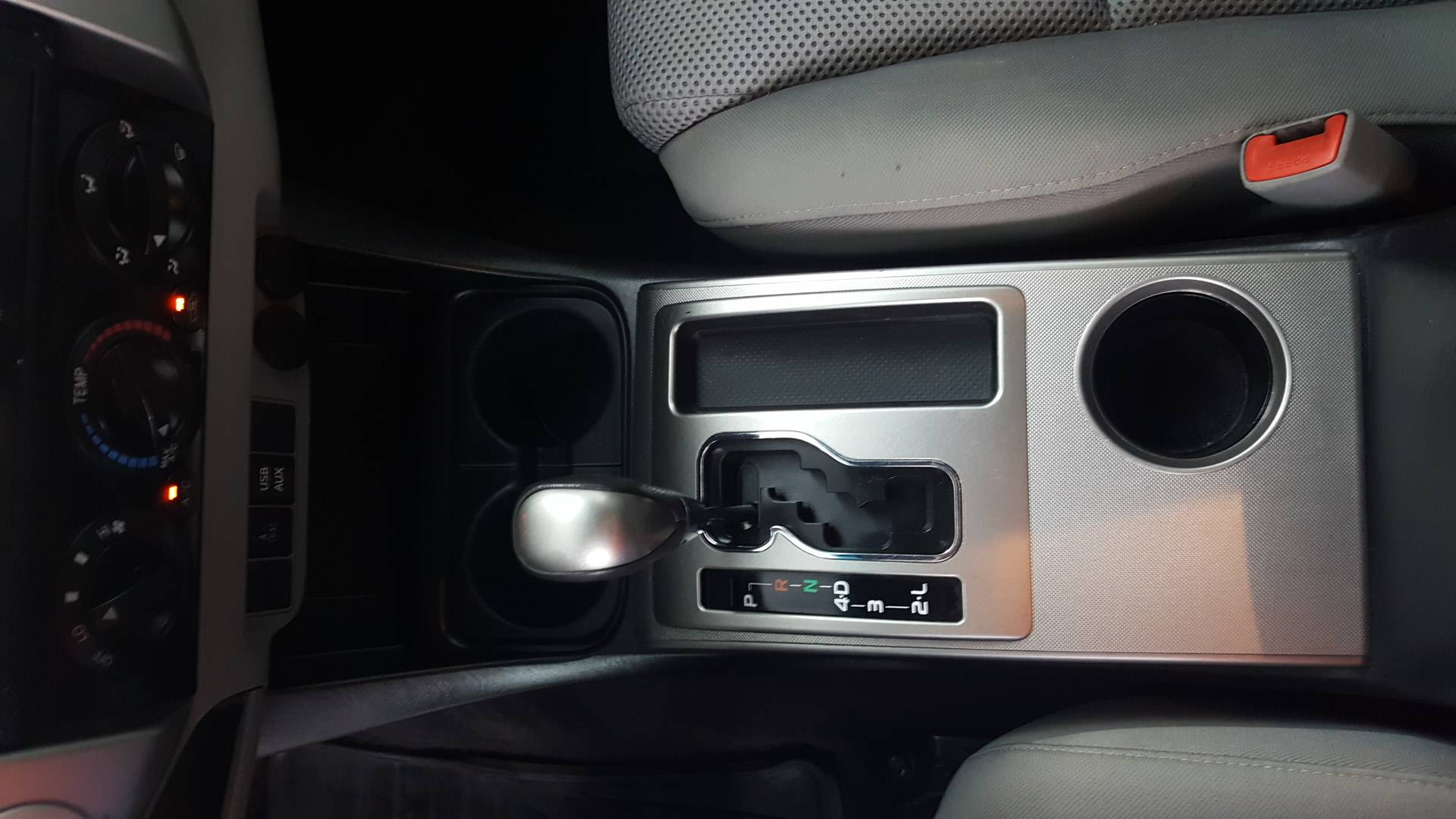 2014 Toyota Tacoma Short Bed