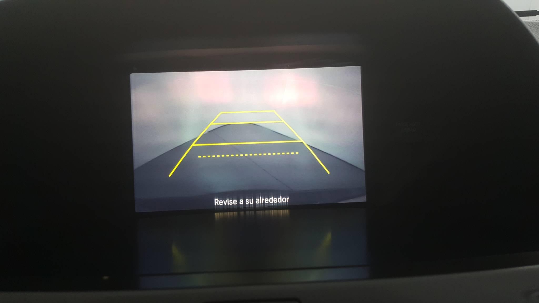2017 Honda Odyssey Mini-van, Passenger