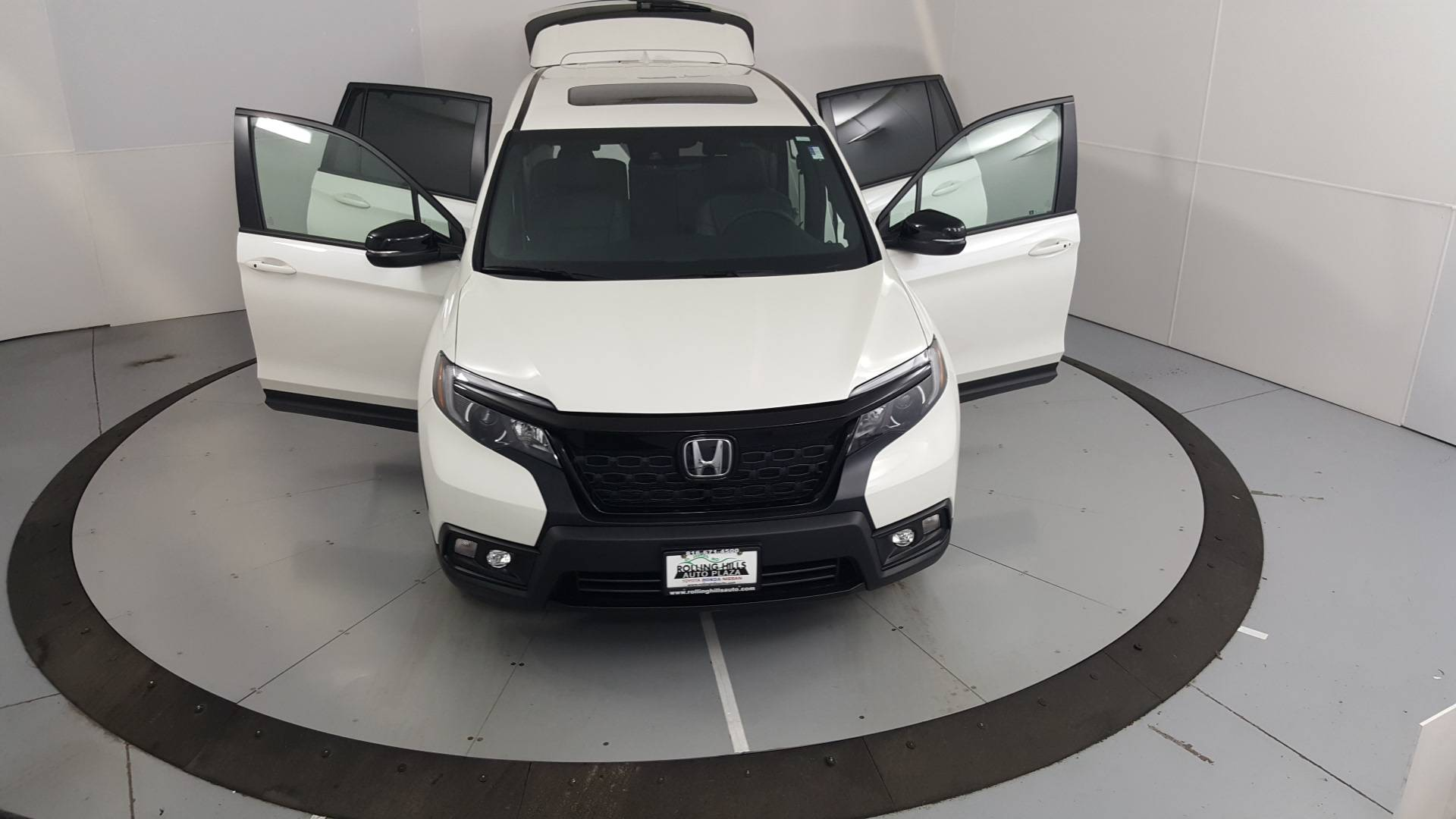 2019 Honda Passport Sport Utility