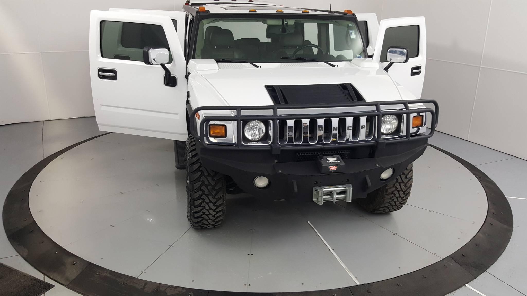 2004 Hummer H2 Sport Utility