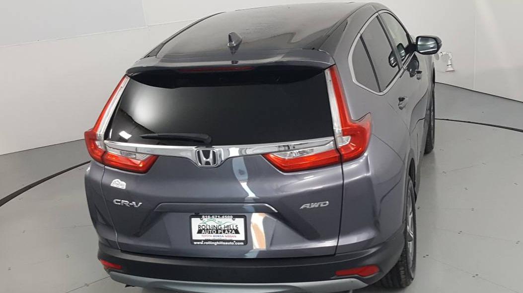 2017 Honda CR-V Sport Utility