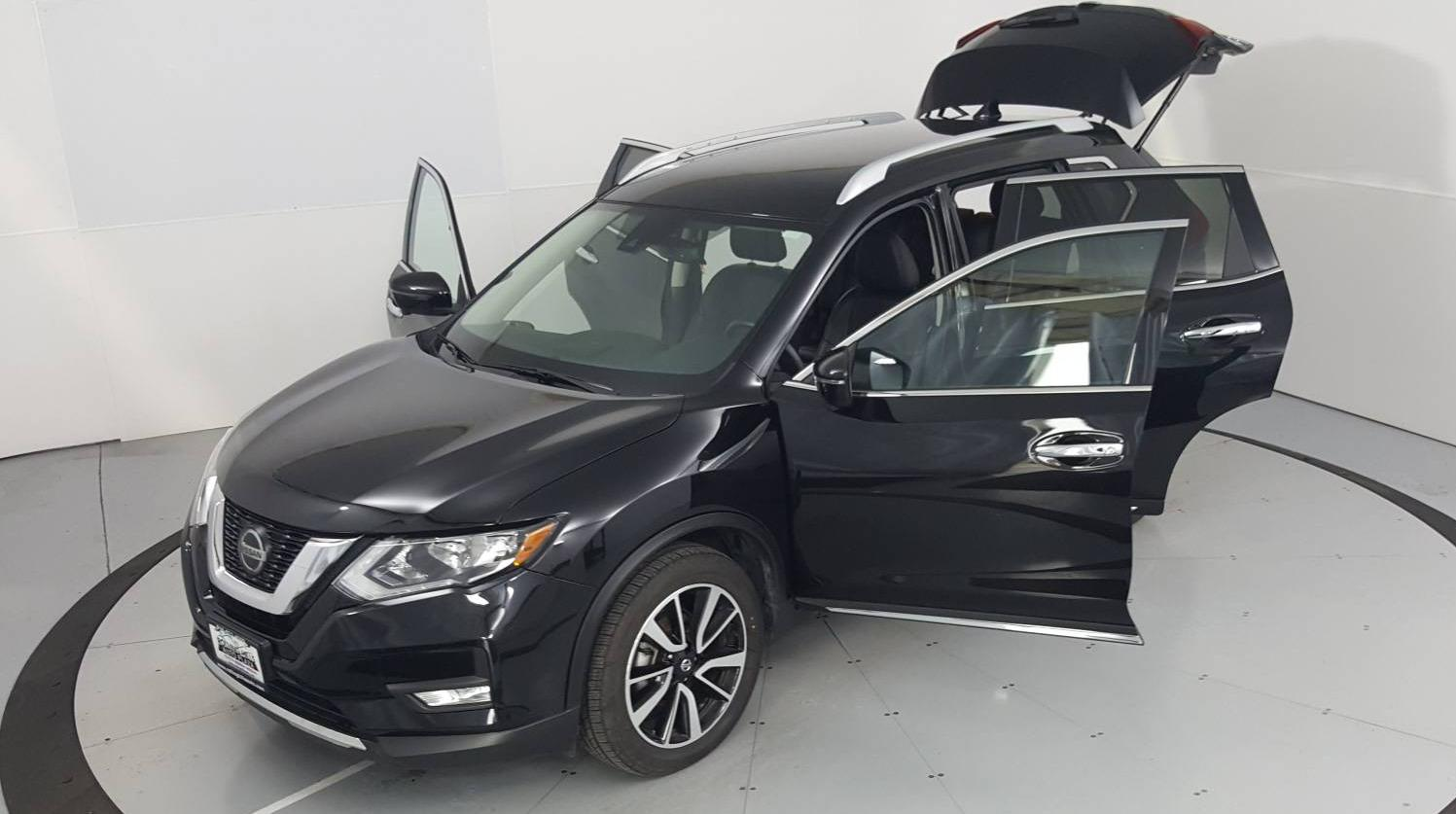 2019 Nissan Rogue Sport Utility