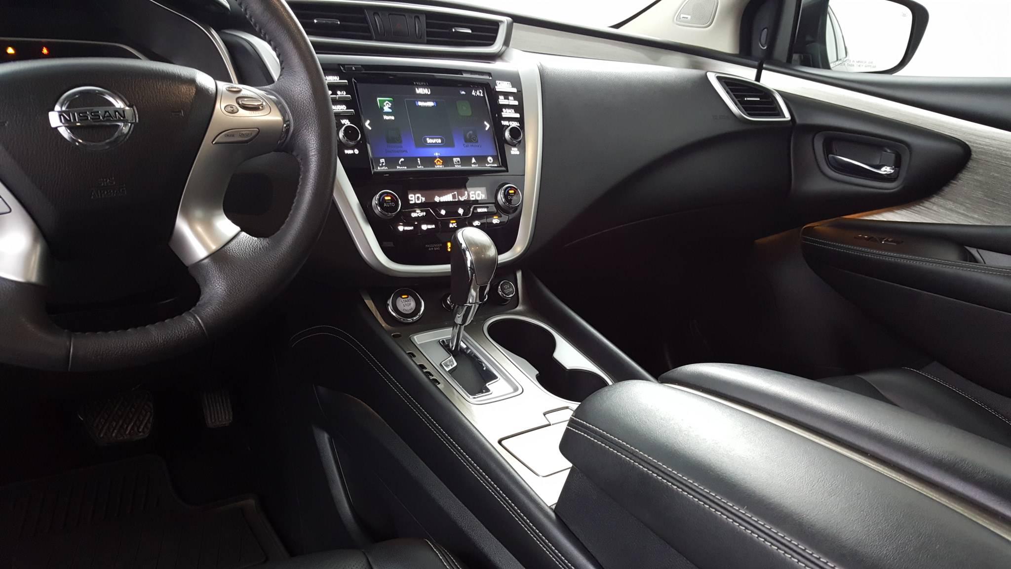 2017 Nissan Murano Sport Utility
