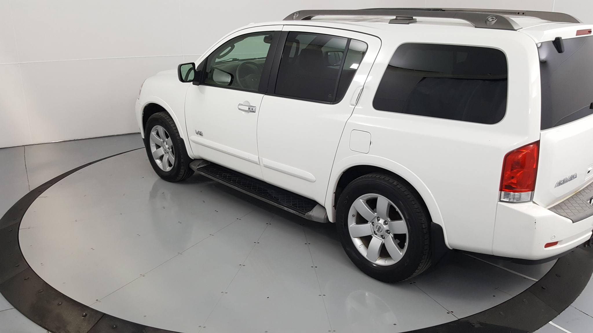 2008 Nissan Armada Sport Utility