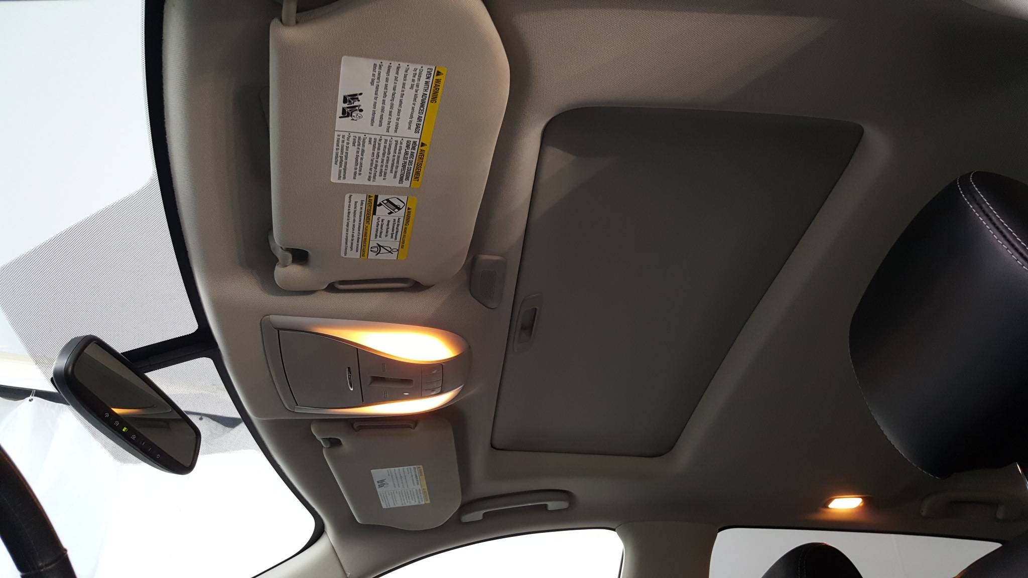 2017 INFINITI QX60 Sport Utility