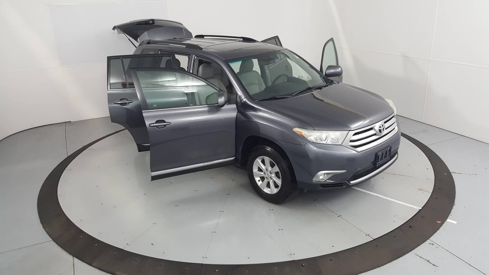2011 Toyota Highlander Sport Utility