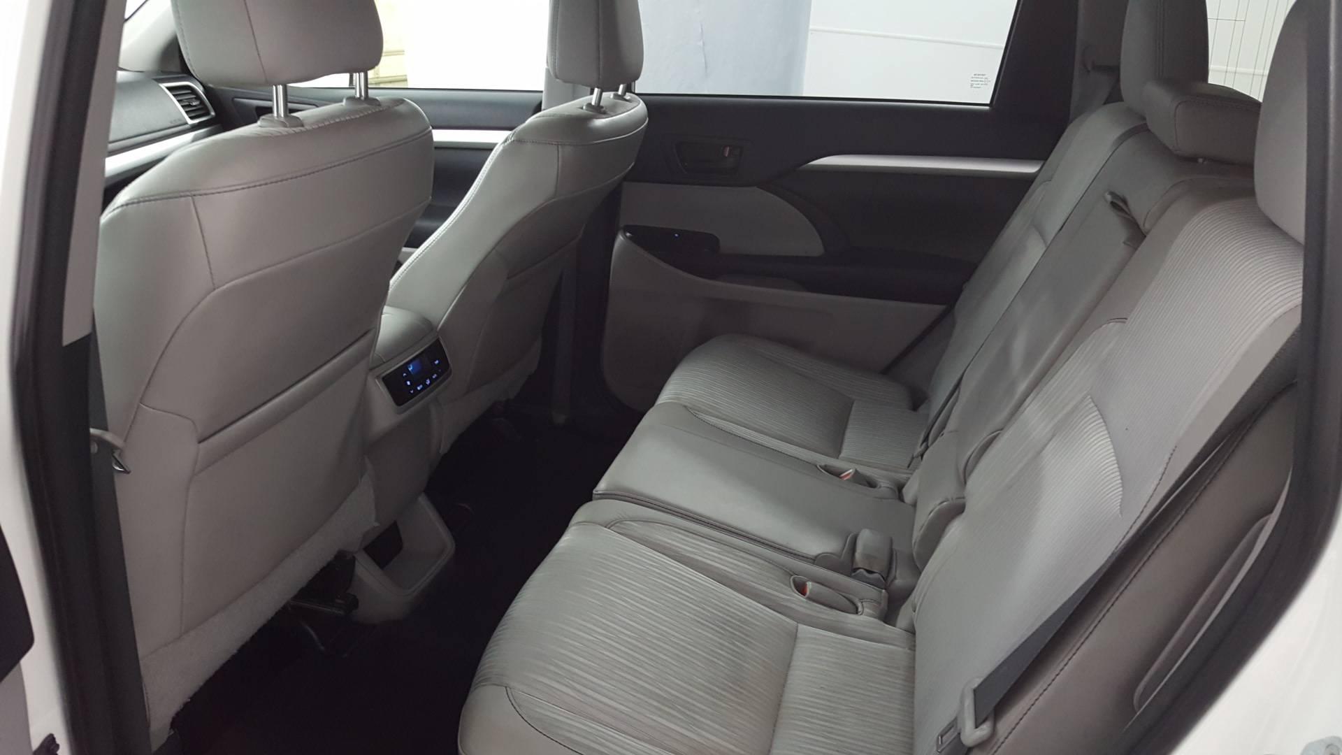 2015 Toyota Highlander Sport Utility