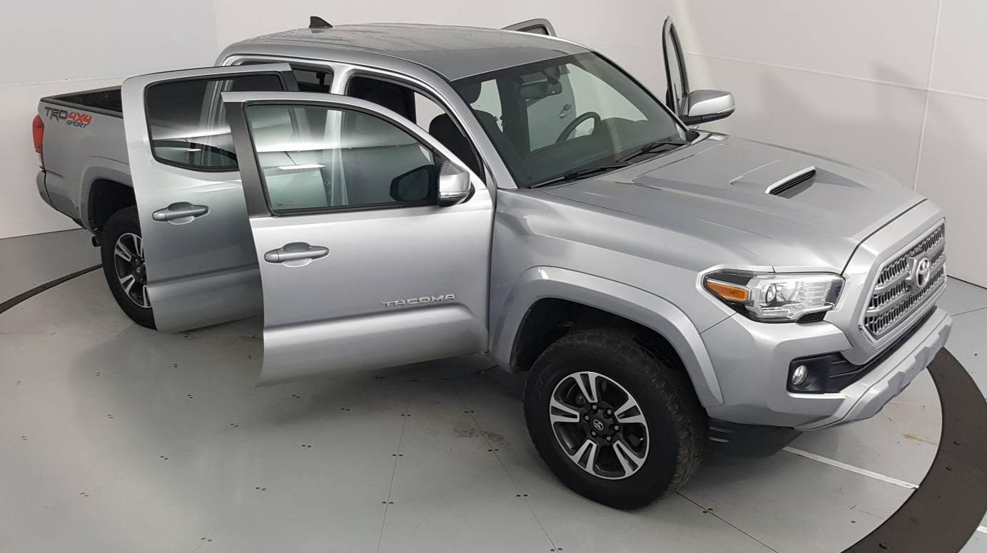 2016 Toyota Tacoma Short Bed
