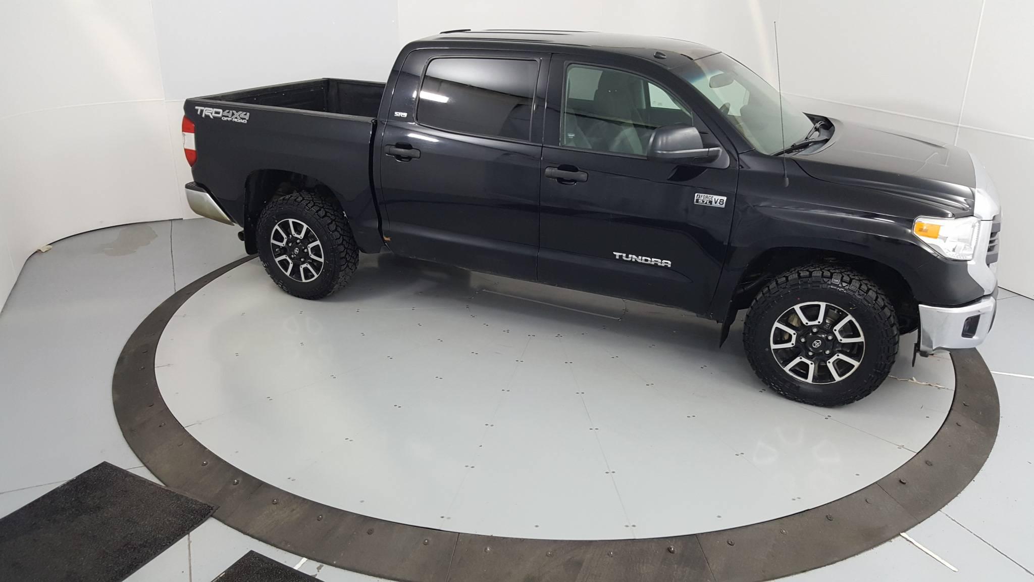 2015 Toyota Tundra Short Bed