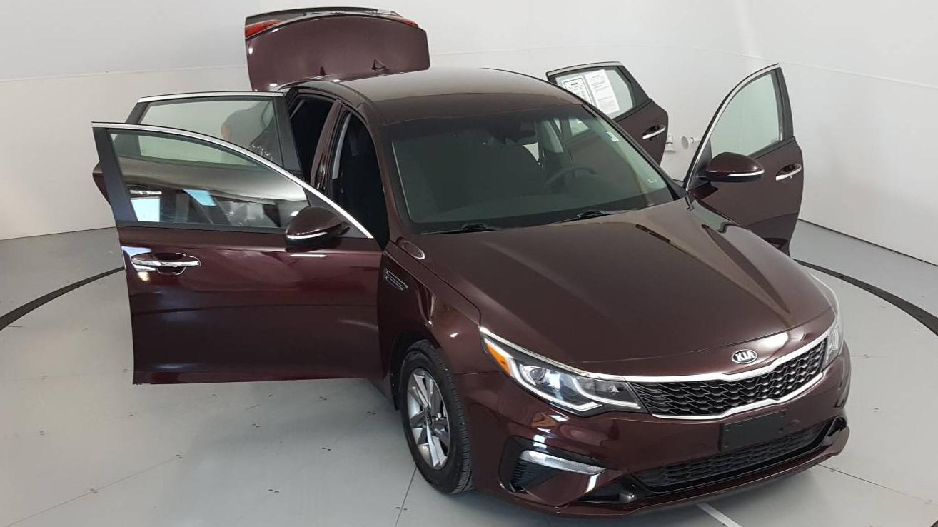 2020 Kia Optima 4dr Car