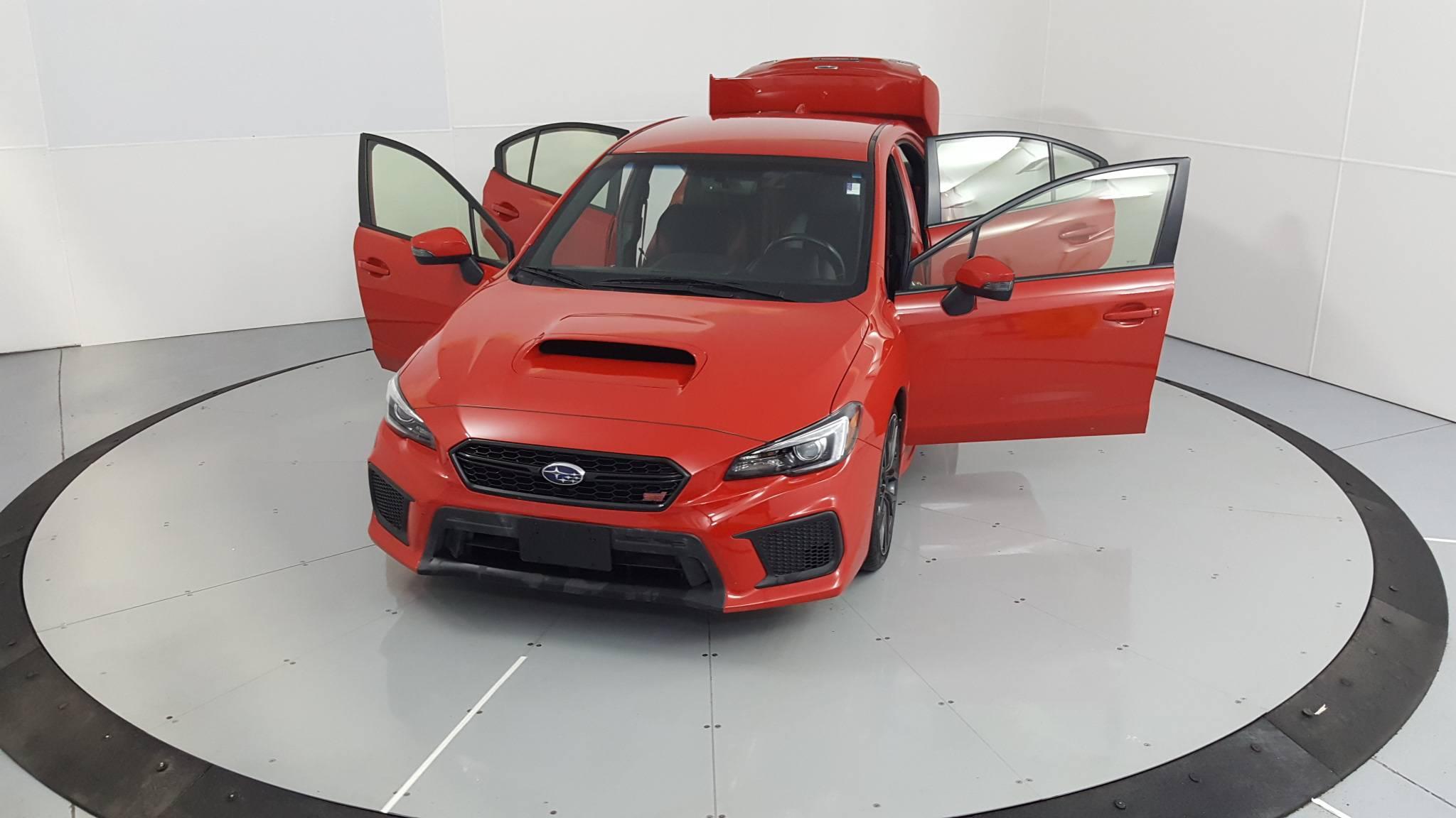 2018 Subaru WRX 4dr Car