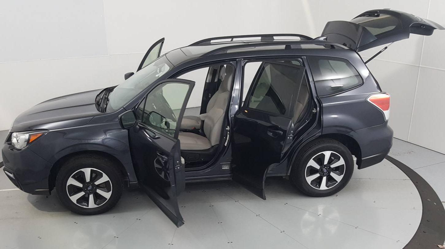 2017 Subaru Forester Sport Utility