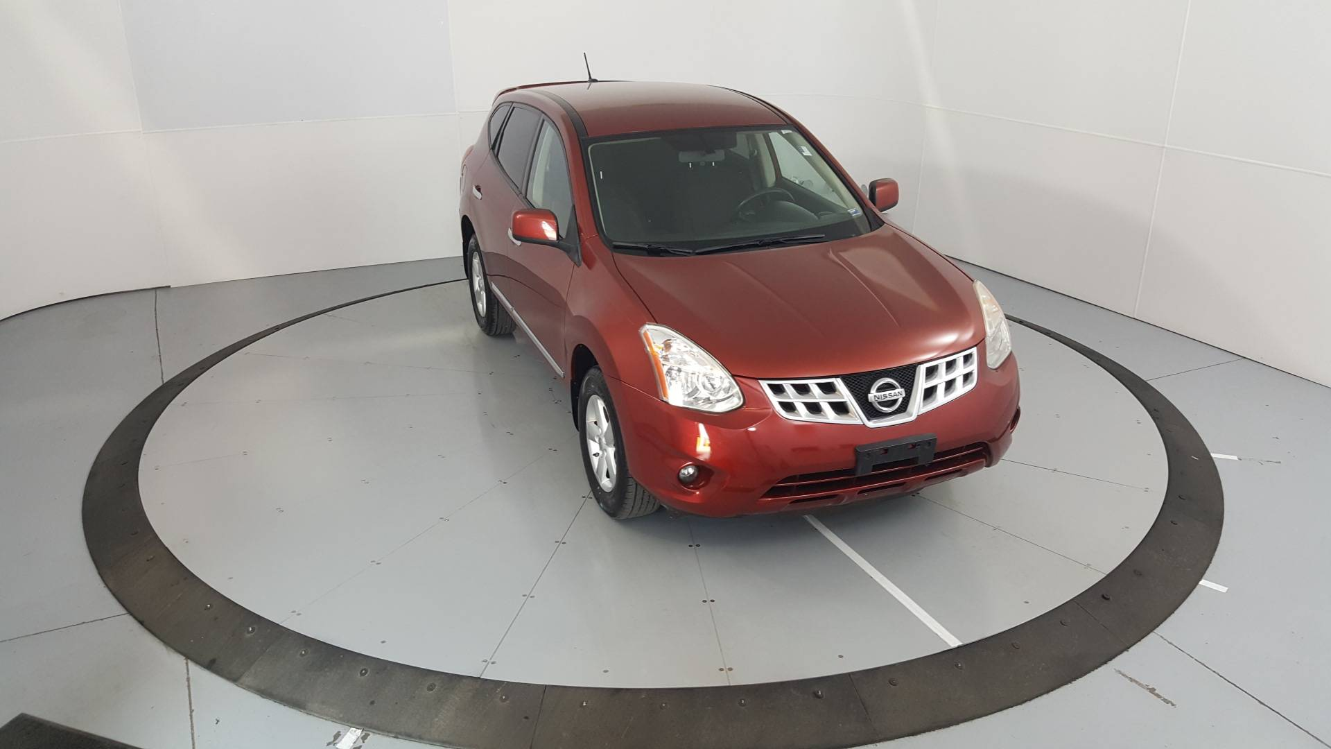 2013 Nissan Rogue Sport Utility