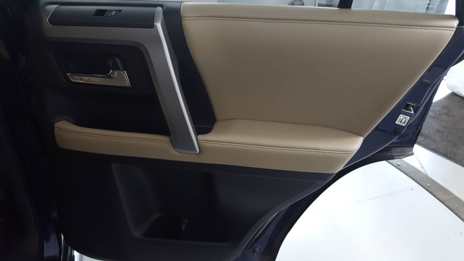 2015 Toyota 4Runner Sport Utility