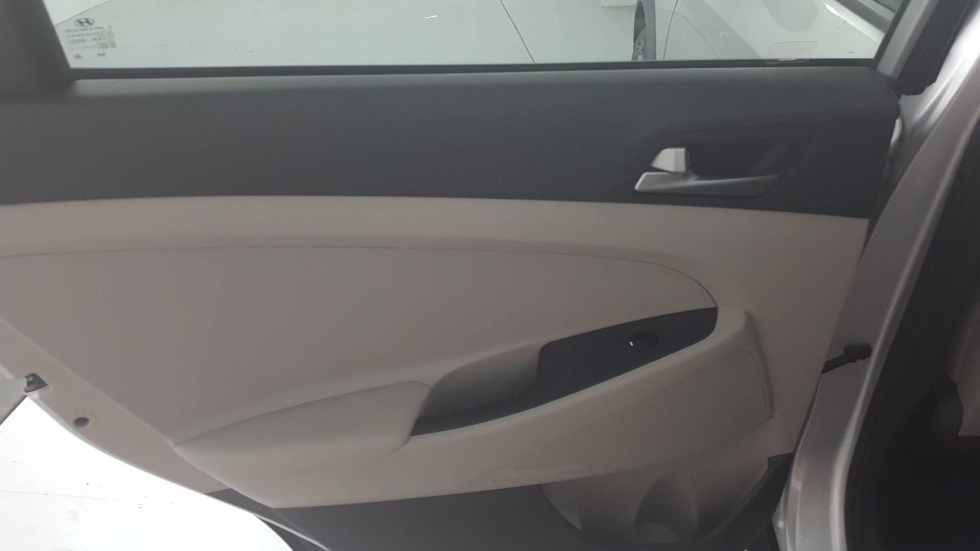 2017 Hyundai Tucson Sport Utility