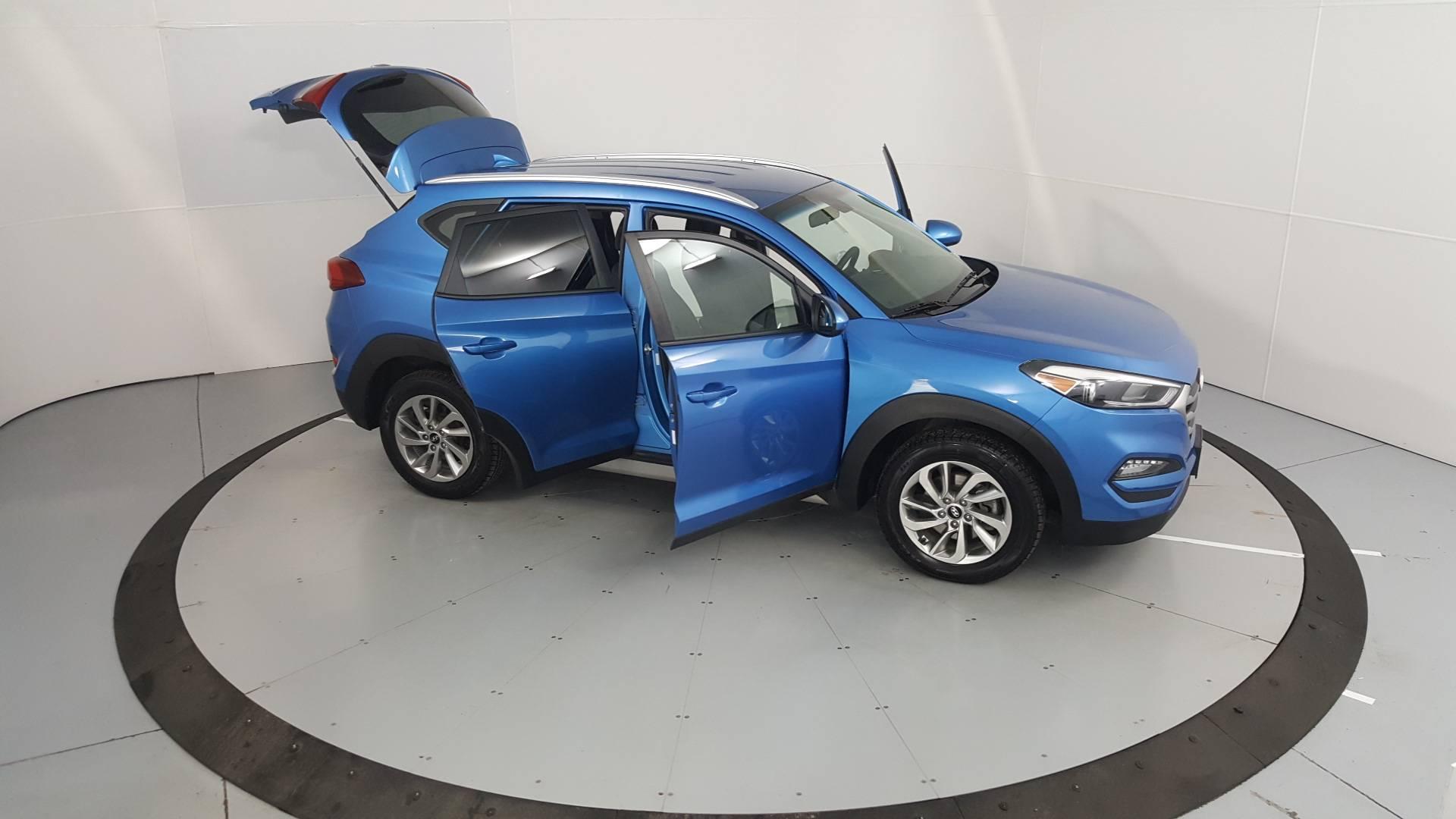 2018 Hyundai Tucson Sport Utility