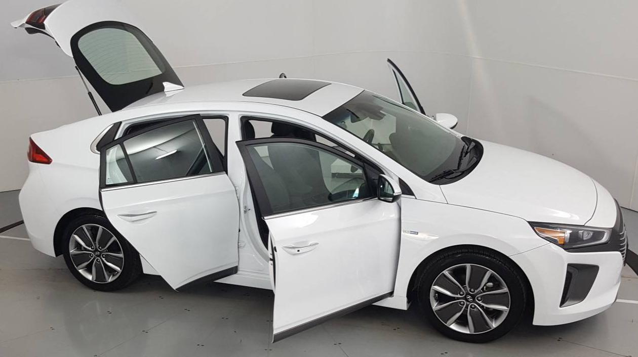 2019 Hyundai Ioniq Hybrid Hatchback