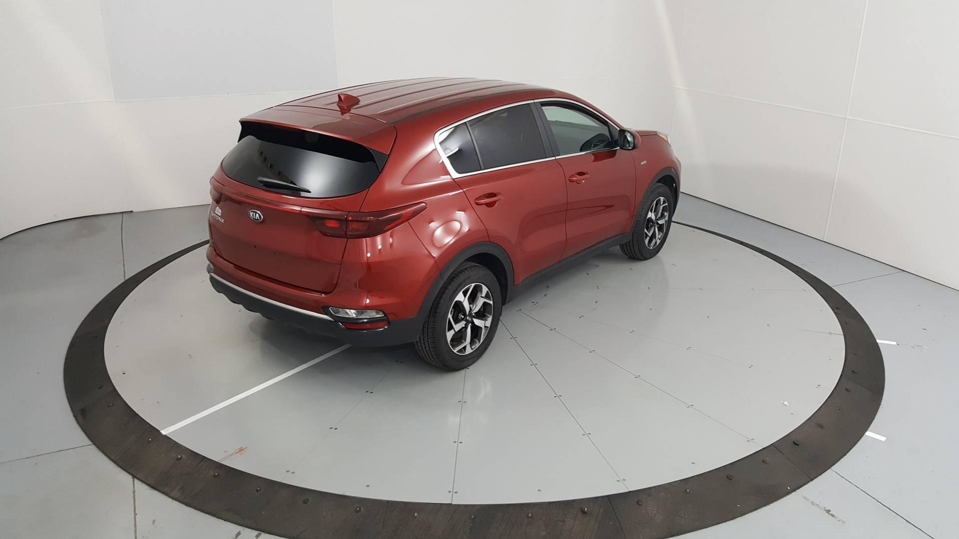 2020 Kia Sportage Sport Utility