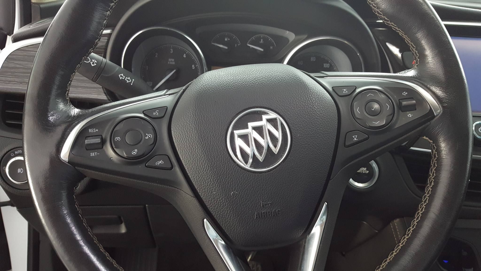 2017 Buick Envision Sport Utility